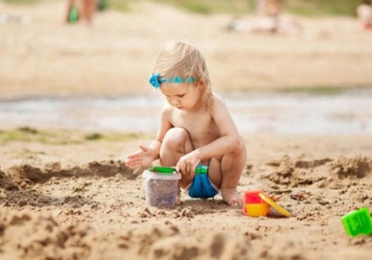 Vaiko vasara - be pavojų