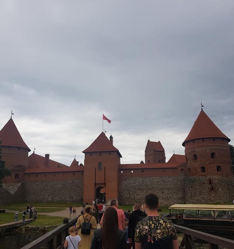 Vasaros gidas: Trakai