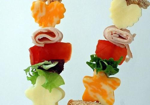 4 būdai, kaip vaikams maistą patiekti įdomiau