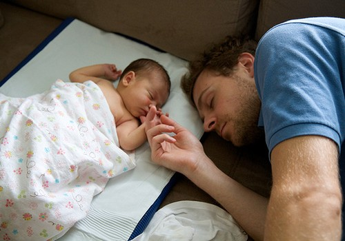 GERIAUSIAS TĖTIS: Tėtis ir pogimdyvinė depresija - ar tai tikrovė?