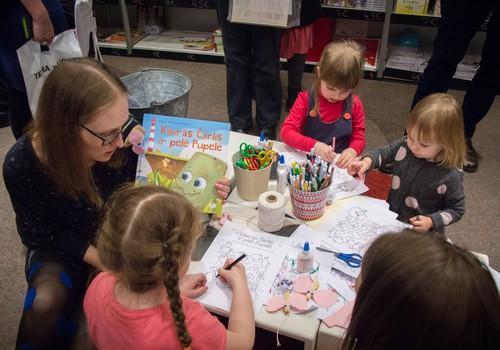 Humoras vaikų literatūroje įkvepia mėgautis skaitymo procesu