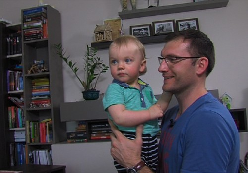 "VIDEO ""Super tėtis"": susipažinkime su Viliaus tėčiu"