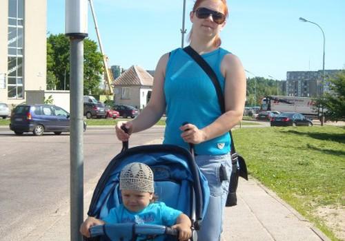 Pirma kelionė viešuoju transportu turėjo tikslą: Sereikiškių parkas