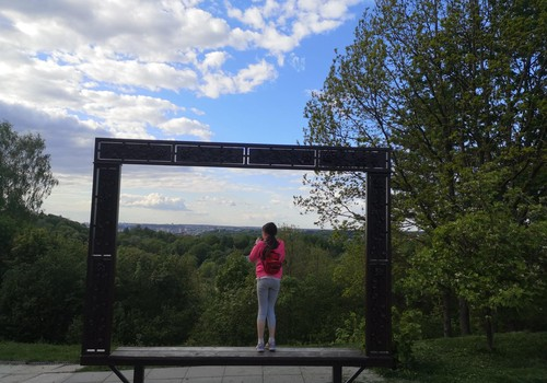 Du kilometrai nuo Vilniaus senamiesčio