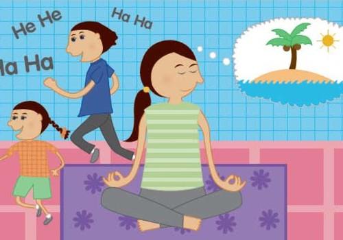 10 būdų, kaip nusiraminti