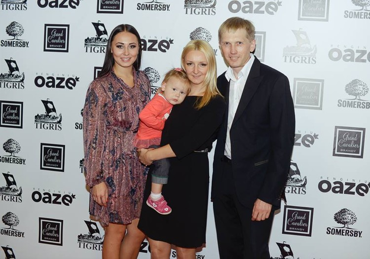 """Viktorija Mauručaitė apie vaidmenį šeimoje: """"Aš esu mama-cirkas"""""""