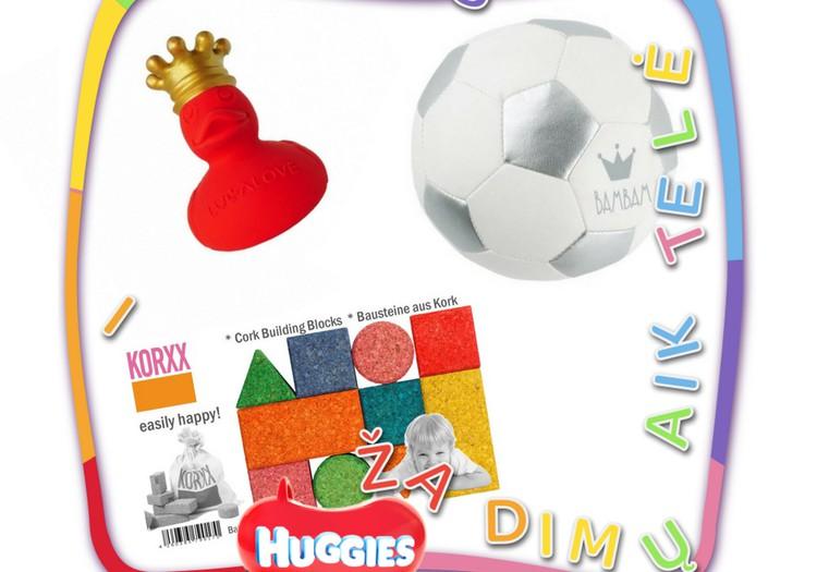 Žaislų naujienos: šios savaitės top trejetukas!