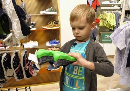 Vaikiški batukai: kaip tinkamai parinkti?