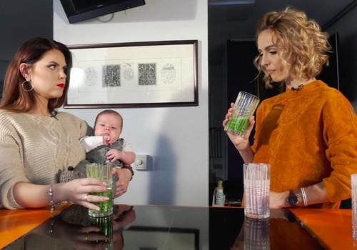 VIDEO: Sveikuoliškų kokteilių RECEPTAI ir mamai, ir vaikui