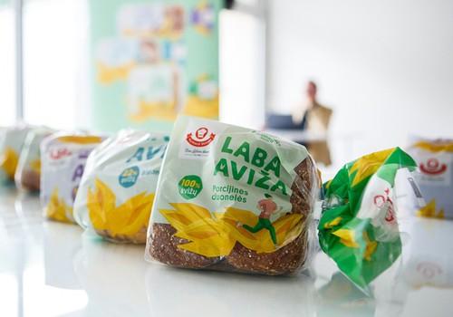 """Sveikos """"Laba Aviža"""" duonos iš avižų ragaus 10 šeimų!"""