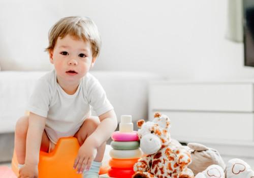 7 priežastys, kodėl mažylis nenori sėstis ant puoduko