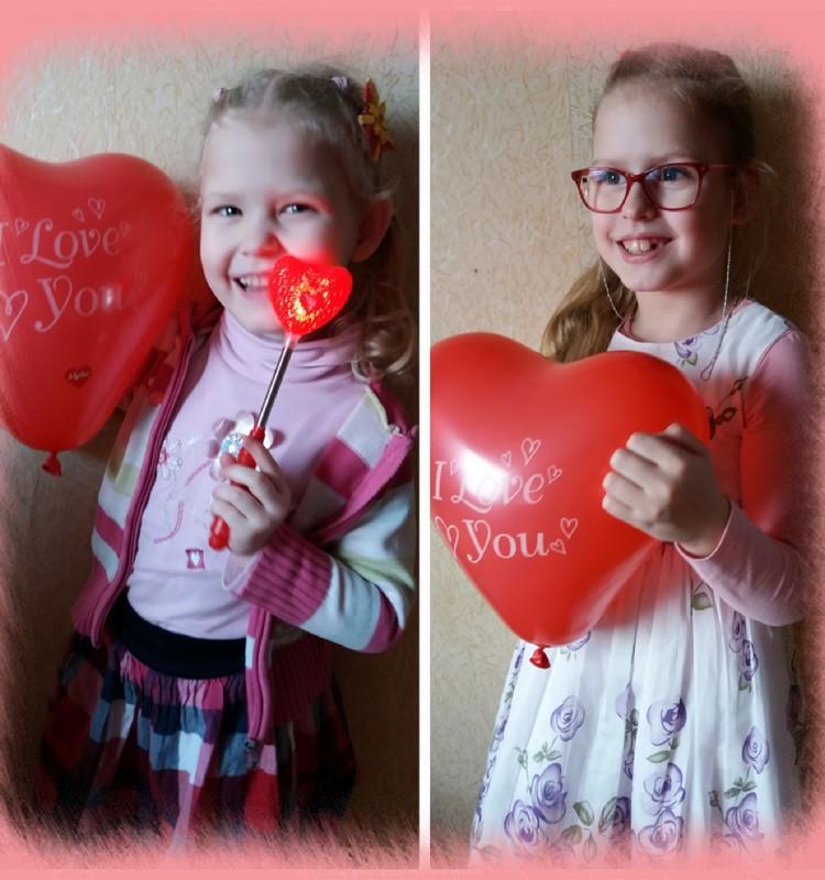 Žiemos blogas: Valentino diena..  :) :)