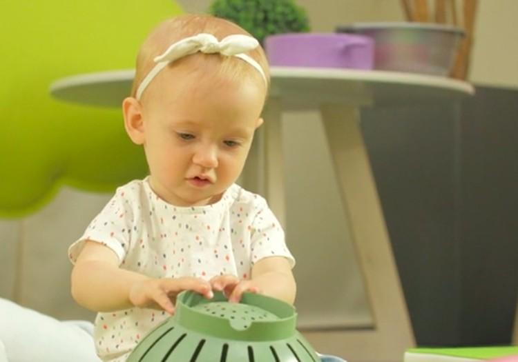 VIDEO: Vaiko vystymosi vadovas devintą mėnesį