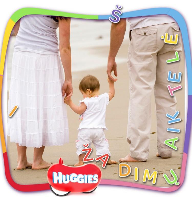 Užsiėmimai, lavinantys vaiko koordinaciją