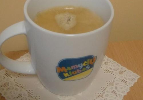 Su kava lyg ir pasaulis margesnis...