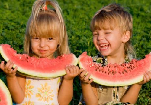 Mitybos specialistas: su kokiais iššūkiais vaikų organizmas susiduria vasarą?