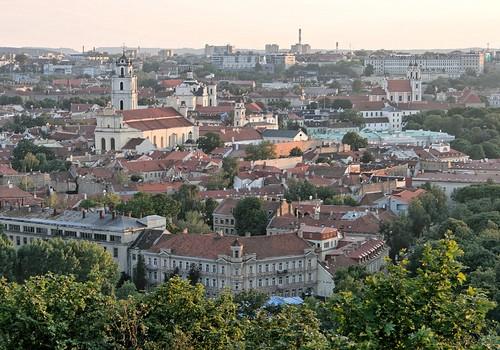 Enrikos vasaros gidas: Vilnius