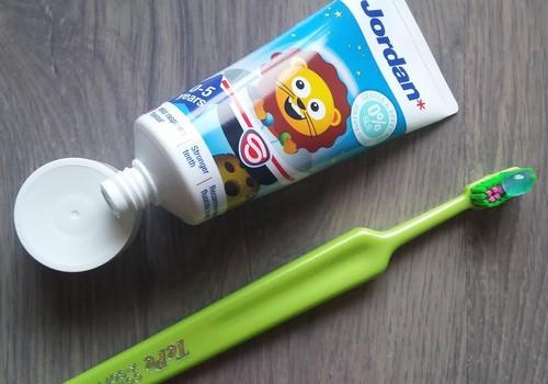 Išbandėm Jordan dantų pastą