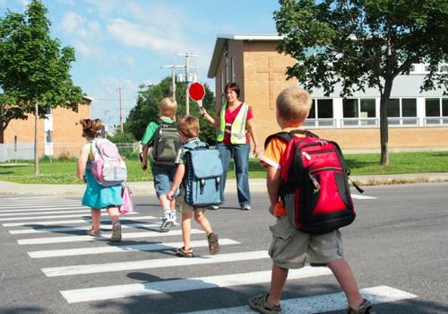Vaikai ir eismas: kokių klaidų nedaryti, ugdant jų įpročius