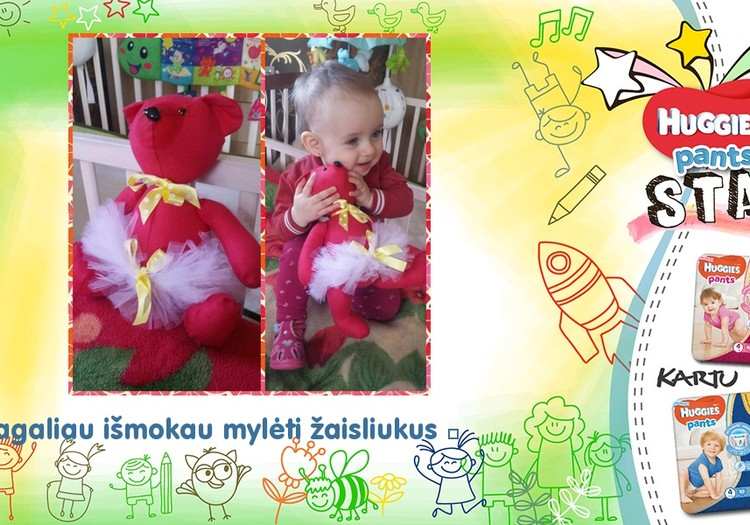 Išmokau mylėti žaisliukus!!!