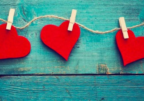 KONKURSAS: Leiskis į Valentino širdelių paieškas