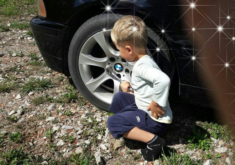 Pradedu lankyti darželį: Susipažinkime - Benediktas