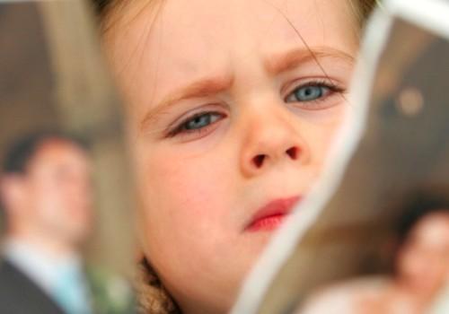 Tėvai skirasi: kaip padėti vaikui?