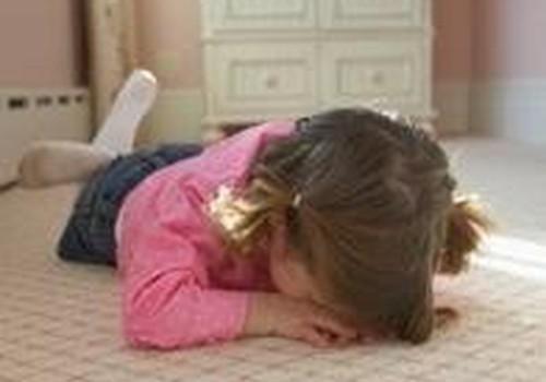 Psichologė: dvimetė isterijomis išbando ribas
