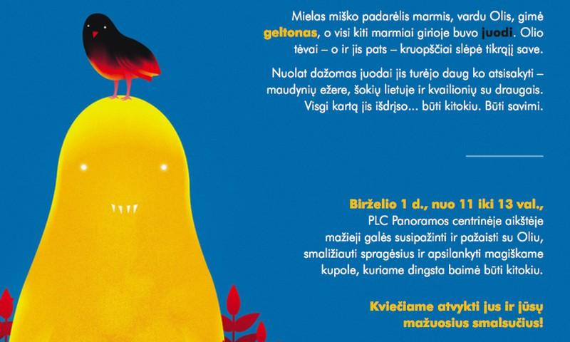 """""""Marmiai kviečia drąsiai būti savimi"""" - birželio 1-ąją!"""