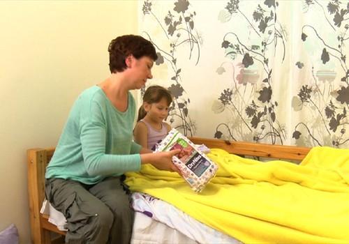 VIDEO: Kokių klaidų nedaryti, išvydus ryte šlapią vaiko lovą