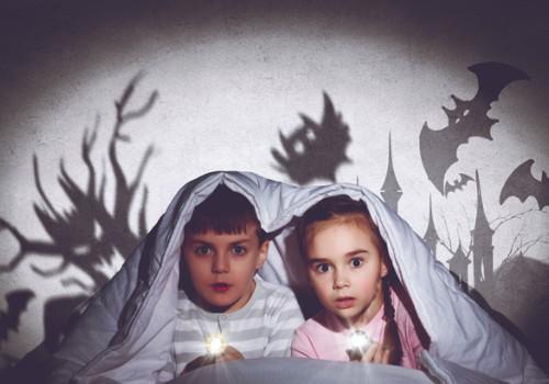 """Ko labiausiai bijo vaikai? + knyga """"Baubaimė"""""""