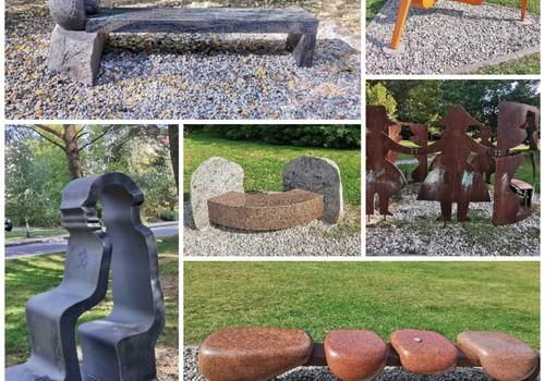 Antakalnio skulptūrų-suoliukų parkas