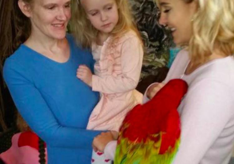 Saulėlydžio šeimos ruduo: smagus trečiadienio rytas su Mamyčių klubu kaukių karnavale