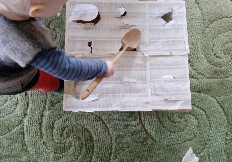 Naminis žaislas vaikams