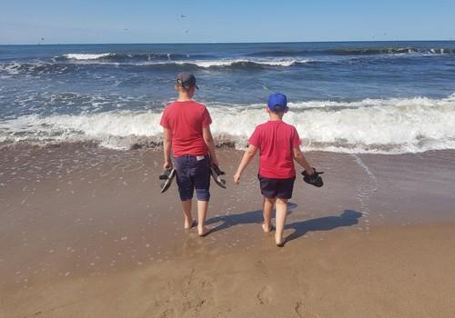 Vasaros gidas: I Melnragės paplūdimys ir molas