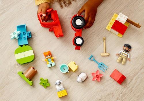 Dalyvaukite konkurse ir laimėkite LEGO® DUPLO®!