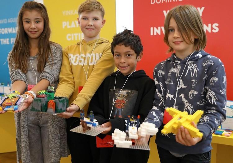 """LEGO pradėjo kampaniją vaikams """"Atkurk pasaulį!"""""""