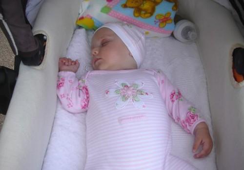 Kaip tvankiomis dienomis miega jūsų mažyliai?