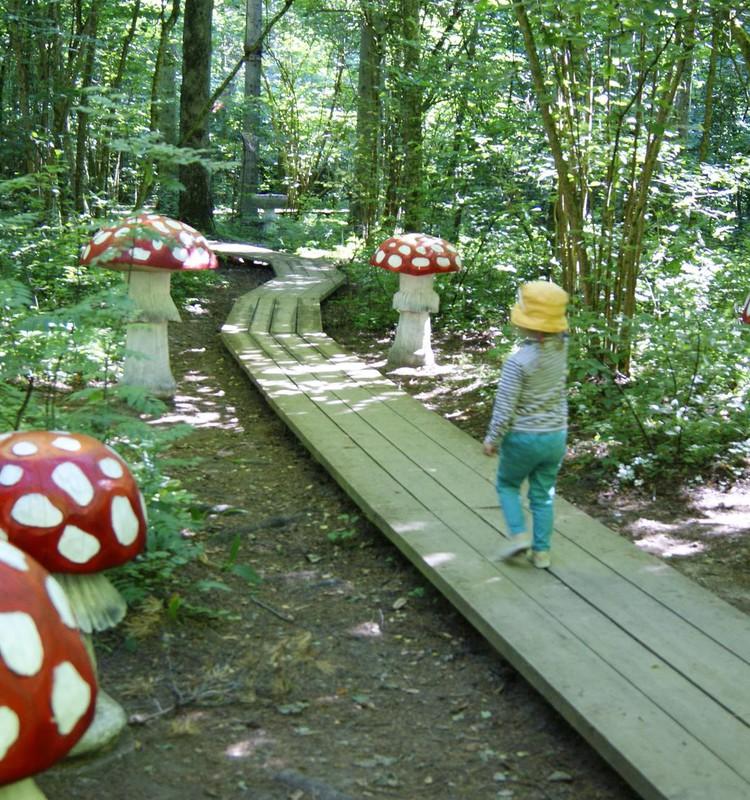 Tervetes gamtos parkas
