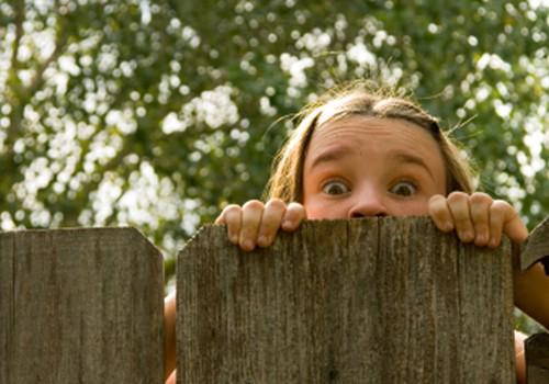 Vaikų baimės. Kaip jas nugalėti?