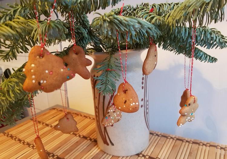 Kai namai kvepia meduoliniais sausainiais...