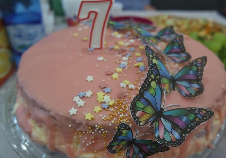 """Super tortas """"tinginys"""""""