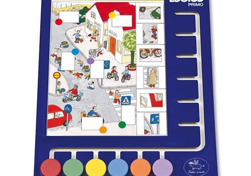 TUOJ BAIGSIS: laimėk edukacinį žaidimą LOGICO su knygele!