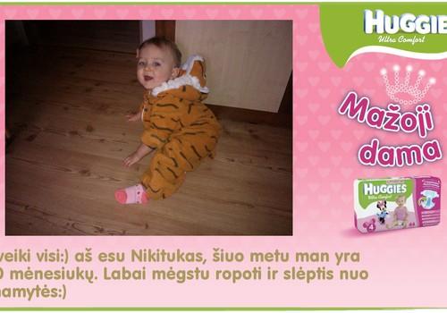 Mažasis liutukas- Nikita:)