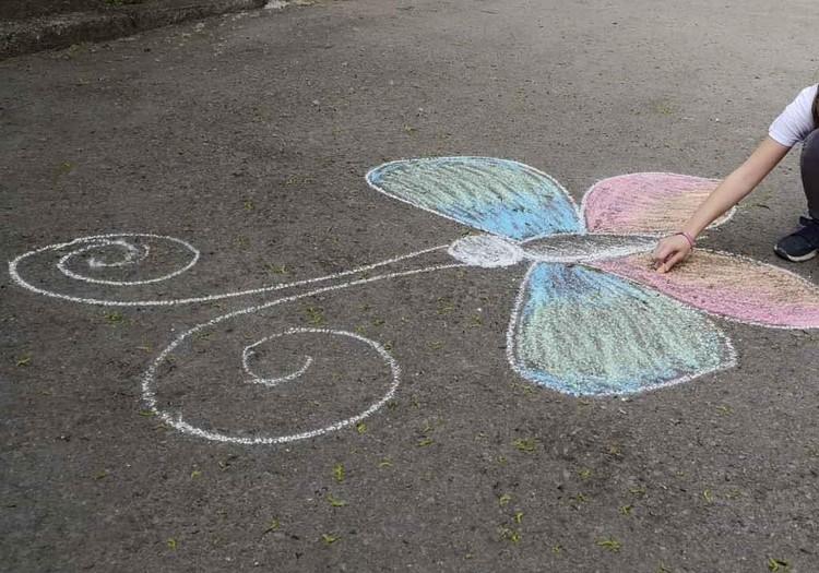 Iš kelionių skrynelės. Tropinių drugelių parodos atidarymo belaukiant