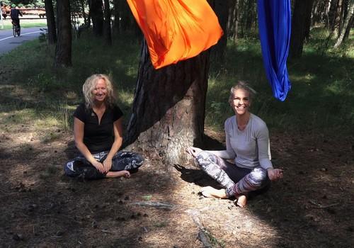 VIDEO: Oro joga pajūryje