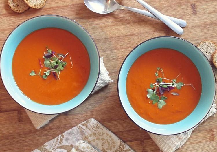 5 vasariški receptai: šaltos sriubos ir trinti kokteiliai