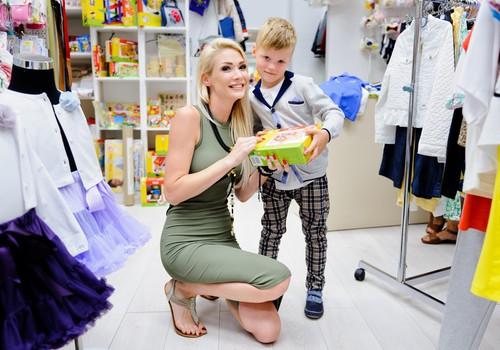Natalija Bunkė ruošiasi sūnaus gimtadieniui!