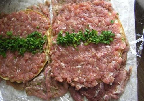 Naminis mėsos vyniotinis