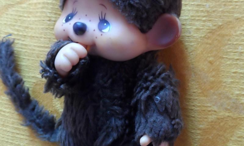 """JURGITOS relikvija iš praeities - beždžionėlė """"Čiunga čianga"""""""